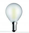 Lampada LED a filamento Sfera 5W