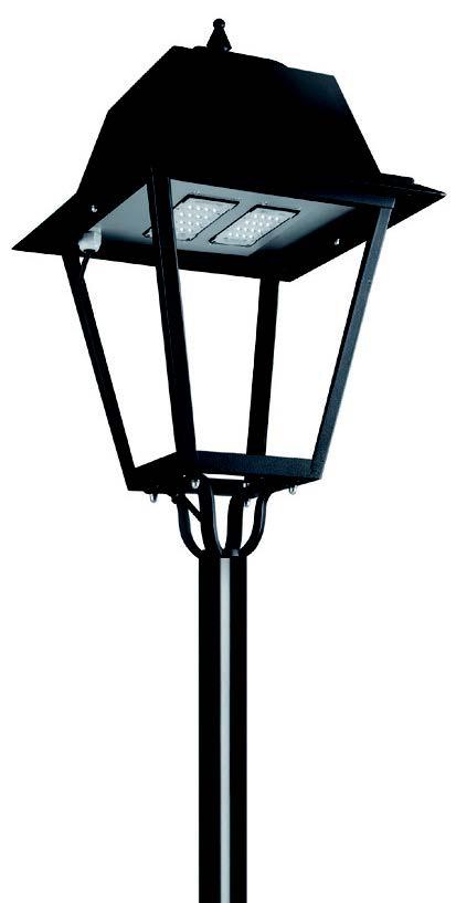 Apparecchio di illuminazione led lanterna 2 for Alfredo irollo arredo urbano e illuminazione