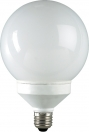 Lampada Fluorescente Tronic Gemini Globo 25W - 1