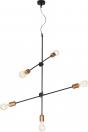 Lampada a sospensione Stiks 5x max 60W  - 1