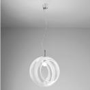 Lampada a sospensione Ruota max 60W  - 1