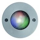 Faretto da esterno calpestabile  LED Aviano RGB 3W - Cod. 27054