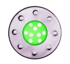 Faretto da esterno calpestabile  LED Aviano 1
