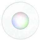 Faretto da esterno calpestabile  LED Aviano Emergenza 230V RGB 0