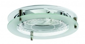 Incasso Down Light FLUO Splash 230 2x26W - Cod. 30032