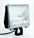 Proiettore per esterno Virgola New Energy Fluo 2x18W - Cod. 31019