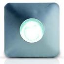 Faretto da incasso LED Varese 1W - Cod. RO0543