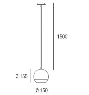 Sfera LED - 3