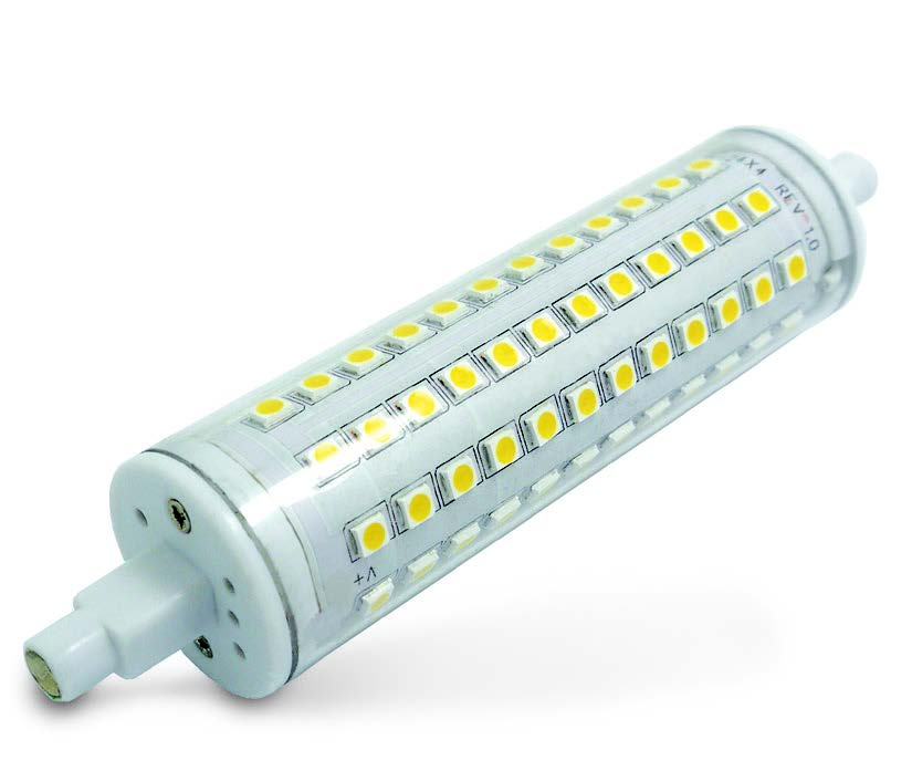 Lampada a led r7s 10w relco online store for Alogena r7s led