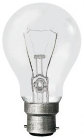 Lampada Incandescente GLS Goccia B22 25W - 1