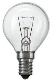 Lampada Incandescente GLS Sfera 25W - 1