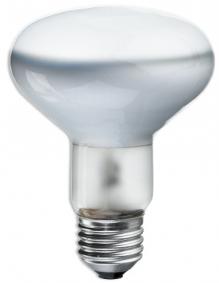 Lampada Incandescente GLS Reflector R80 100W - 1