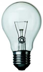 Lampada Incandescente GLS Goccia E27 100W - 1
