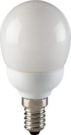 Lampada Fluorescente Tronic GEMINI SFERA MINI 9W - 1