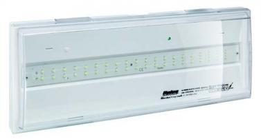 Lampada LED d'emergenza a vista VENERE H 40 LEd SE 1V I - Cod. 12104H40REL