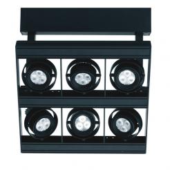 LED Flash 6 Nero - 1