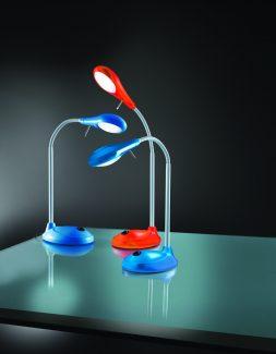 Lampada da scrivania LED Sydney Blu 3W  - 3