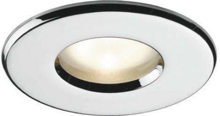 Faretto per bagno e ambienti umidi Kit LED Beautylight Cromo 12W  - 1