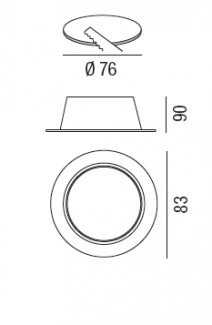 Kit Direction GU10 - 2