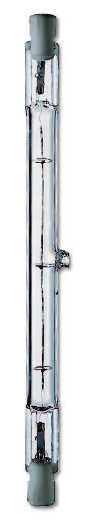 Lampada alogena lineare 80w relco for Lampada alogena lineare led