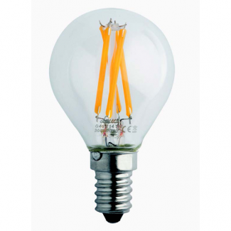 Lampadina LED Premium a filamento Sfera - 1