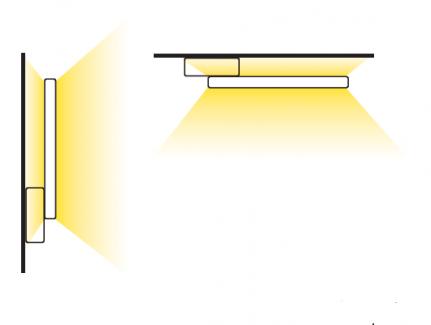 AURA WC 400 LED Bianca - 4