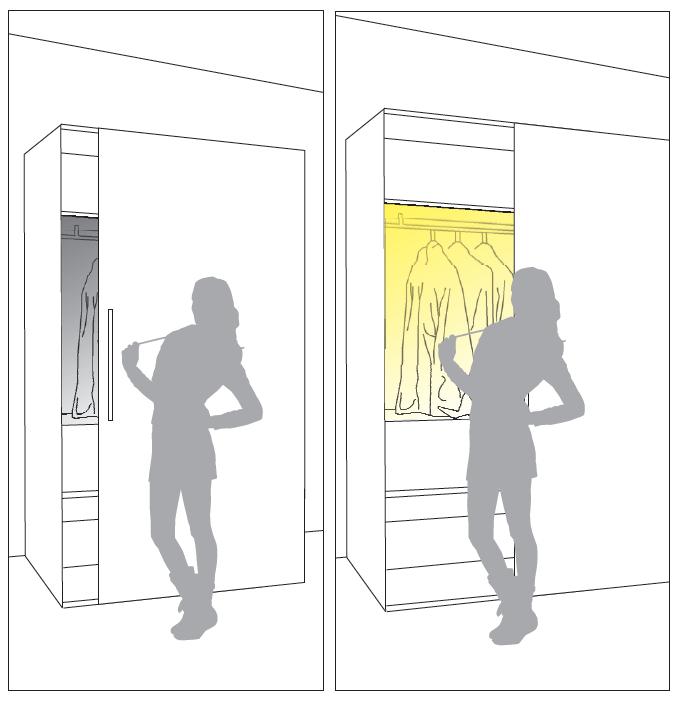 Rilevatore di presenza per mobili moby sent cod rn0400 for Mobili store online