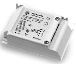 Ballast elettronico per lampade fluorescenti compatte - 1