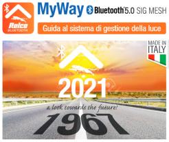 MyWay Bluetooth 5.0 SIG MESH