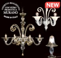 Stile Veneziano vetro Murano