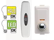 Variatori per lampade LED dimmerabili
